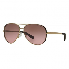 MICHAEL KORS MK5004 101414 CHELSEA GOLD/DK CHOCOLATE BROWN BROWN ROSE GRADIENT napszemüveg