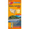 MICHELIN Alsace / Lorraine térkép - Michelin 516