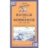 MICHELIN - BATTLE OF NORMANDY JUNE-AUGUST 1944 (102) - TÉRKÉP