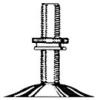 MICHELIN CH 18 UHD ( 110/100 -18 Crossschlauch, ca. 4mm Wandstärke )