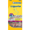 MICHELIN Liguria térkép - Michelin 352