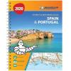 MICHELIN Spanyolország autóatlasz és Portugália atlasz Michelin 1:400 000 Spanyolország atlasz 2020