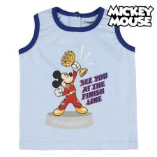 Mickey Mouse Fiú Nyári Pizsamát Mickey Mouse Kék gyerek hálóing, pizsama