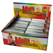 Microse multivitamin filmtabletta 20 db táplálékkiegészítő