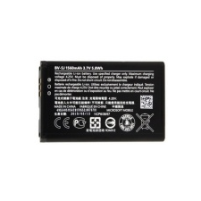Microsoft BV-5J gyári akkumulátor (1560mAh, Li-ion, Lumia 435, Lumia 532)* mobiltelefon akkumulátor