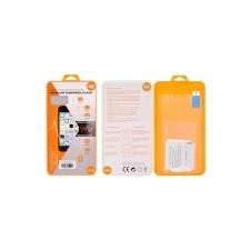 Microsoft Lumia 430, 430 Dual üvegfólia, ütésálló kijelző védőfólia törlőkendővel (0,3mm vékony, 9H)* mobiltelefon előlap