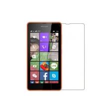 Microsoft Lumia 540 kijelző védőfólia* mobiltelefon előlap