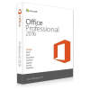 Microsoft Office 2016 Professional Elektronikus Licenc (100 db. csomag - promóció)