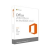 Microsoft Office Home and Business 2016, Windows, English EuroZone Medialess