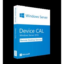 Microsoft Windows Server 2016 RDS Device CAL elektronikus tanúsítvány operációs rendszer