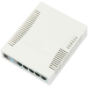 MIKROTIK RB260GS SwitchOS 5xGig LAN  1xSFP web browser Soho Switch  plastic case