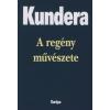 Milan Kundera A REGÉNY MŰVÉSZETE