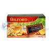 Milford gyümölcs tea gyömbér, kamilla, narancs 12db