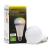 MiLight LED lámpa E27 (12W/220°) Körte - RGB+CCT, FullColor - távirányítható