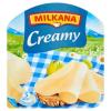 Milkana Creamy krémes szeletelt sajt, laktózmentes 100 g