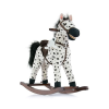 Milly Mally Hintaló Milly Mally Mustang fehér - fekete pöttyös | Fehér |