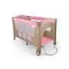 Milly Mally Utazóágy Milly Mally Mirage pink toys