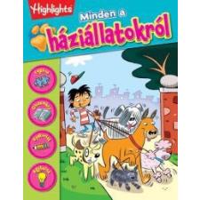 - Minden a háziállatokról gyermek- és ifjúsági könyv