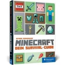 Minecraft idegen nyelvű könyv