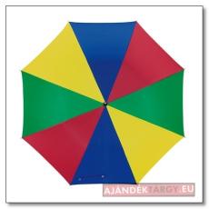 Mini manuálisan nyitható esernyő