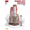 MiniArt 1/35 Romos városi épület modell kiegészítő