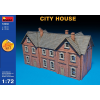 MiniArt City House épület makett MiniArt 72030