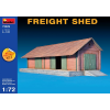 MiniArt Freight Shed épület makett MiniArt 72029