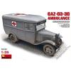 MiniArt - GAZ-03-30 Ambulance