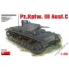 MiniArt - Pz.Kpfw.3 Ausf.C