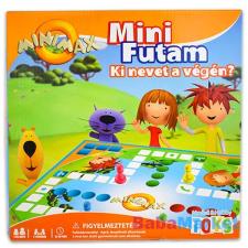 Minimax: MiniFutam - Ki nevet a végén? társasjáték társasjáték