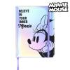 Minnie Mouse Notebook könyvjelzővel Minnie Mouse A5 Halványlila