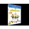 Minyonok 3D Blu-ray+Blu-ray