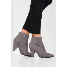 Missguided - Magasszárú cipő - szürke - 1144674-szürke