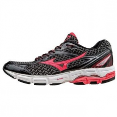 Mizuno Wave Connect 3 női futócipő, Black/Pink, 37 (J1GD1648-64-7)