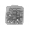MLC-Tools Menetjavító betét klt. M10x1,25 - 25 db-os (MK6139)