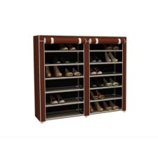 Mobil cipőtároló szekrény (barna) bútor
