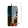 Mocolo Iphone 11 Pro / XS / X kijelzővédő edzett üvegfólia (0.33mm, 9H, 3D, fekete), prémium minőség