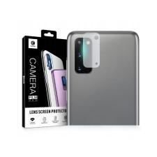 Mocolo Mocolo TG+ hátsó kameralencse védő edzett üveg - Samsung G980F Galaxy S20 - transparent mobiltelefon kellék