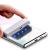 Mocolo Samsung Galaxy Note 20 kijelzővédő edzett üvegfólia, hajlított, UV ragasztó szettel (9H, 3D, átlátszó)