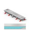 Mofém Linear Zuhanyfolyóka MLP-750 Klasik