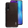 MOFI Litchi PU Leather Case Xiaomi Mi A3, barna