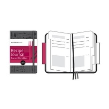 Moleskine Passion Recipe Journal idegen nyelvű könyv