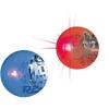 Mondo Star Wars: világító pattogó labda - 10 cm, többféle