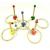 Montessori Oszlopok körökkel