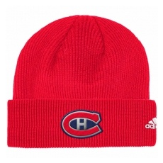 Montreal Canadiens TĂŠli sapka Red NHL 100 Classic Captains Cuffed Knit Hat