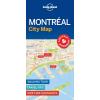 Montreal laminált térkép - Lonely Planet