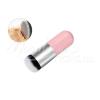 Moonbasanails Arc púder smink ecset ezüst-rózsaszín