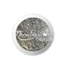 Moonbasanails Chrome Mirror pigment por ezüst #01