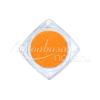 Moonbasanails Cukorhatású neon csillámpor 5ml Világos narancs #514