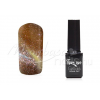 Moonbasanails Tiger eye gél lakk 5ml kígyózöld #842